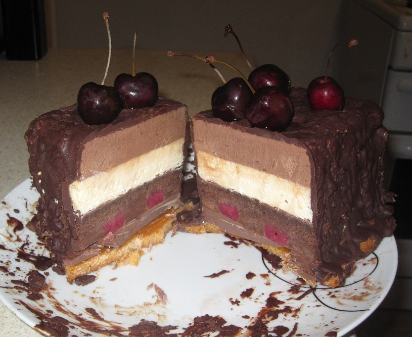 Best Black Forest Cake Montreal